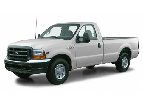 2000 Ford F-250 Super Duty for sale at St. Croix Classics in Lakeland MN