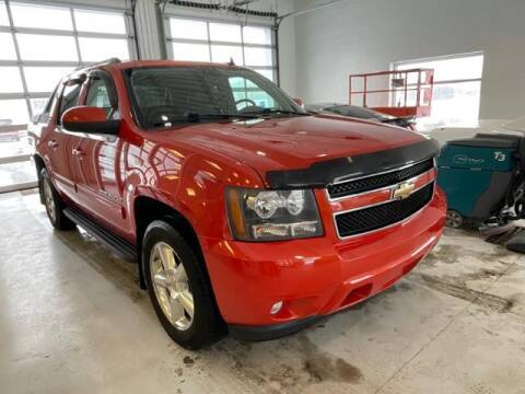 2011 Chevrolet Avalanche for sale at Hawkins Chevrolet in Danville PA