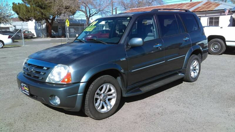 2004 Suzuki XL7 for sale at Larry's Auto Sales Inc. in Fresno CA