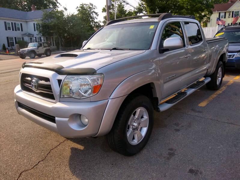 2007 Toyota Tacoma for sale at Washington Street Auto Sales in Canton MA