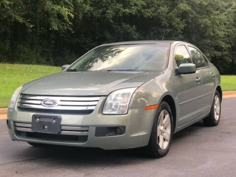 2008 Ford Fusion for sale at Top Notch Luxury Motors in Decatur GA