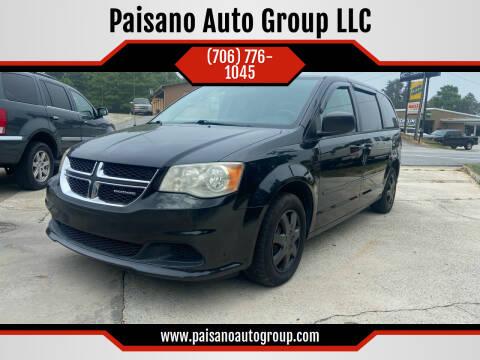 2011 Dodge Grand Caravan for sale at Paisano Auto Group LLC in Cornelia GA