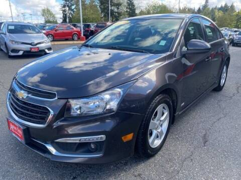 2016 Chevrolet Cruze Limited for sale at Autos Only Burien in Burien WA