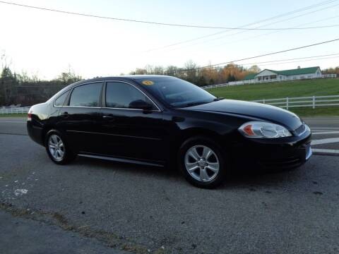 2012 Chevrolet Impala for sale at Car Depot Auto Sales Inc in Seymour TN