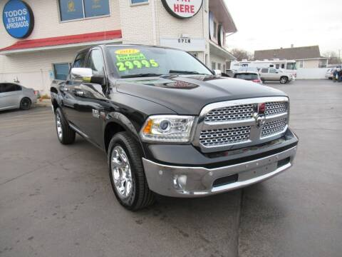 2017 RAM Ram Pickup 1500 for sale at Auto Land Inc in Crest Hill IL
