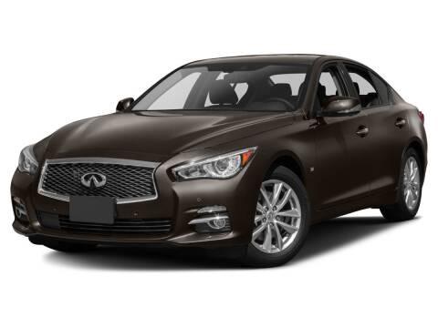 2014 Infiniti Q50 for sale at Hi-Lo Auto Sales in Frederick MD