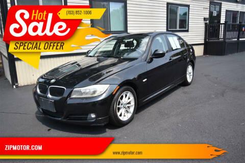 2010 BMW 3 Series for sale at ZIPMOTOR.COM in Arlington VA