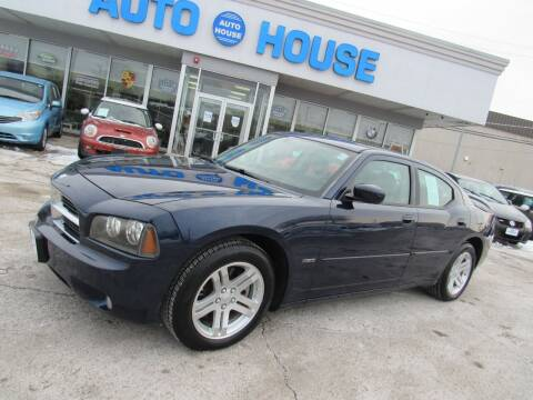 2006 Dodge Charger for sale at Auto House Motors in Downers Grove IL