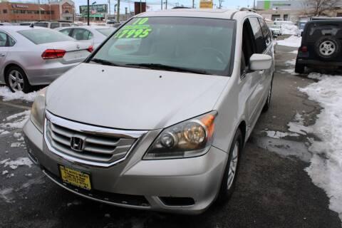 2009 Honda Odyssey for sale at Lodi Auto Mart in Lodi NJ