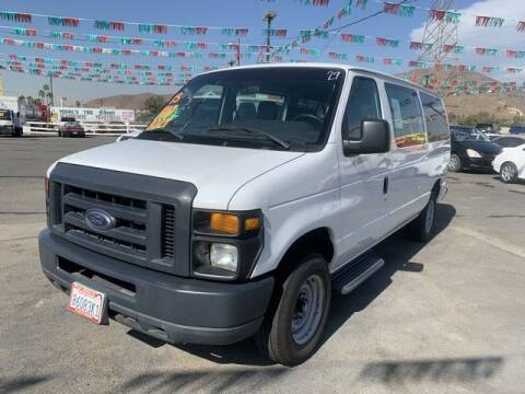 2013 Ford E-Series Wagon for sale at Los Compadres Auto Sales in Riverside CA