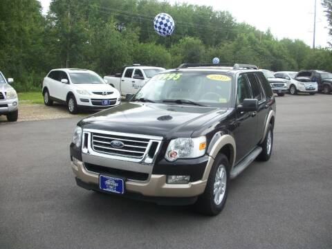 2010 Ford Explorer for sale at Auto Images Auto Sales LLC in Rochester NH