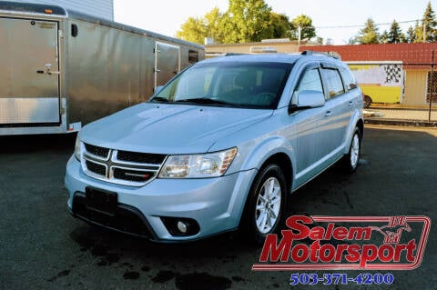 2013 Dodge Journey for sale at Salem Motorsports in Salem OR