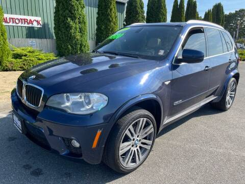 2012 BMW X5 for sale at AUTOTRACK INC in Mount Vernon WA