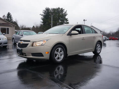 2011 Chevrolet Cruze for sale at Patriot Motors in Cortland OH