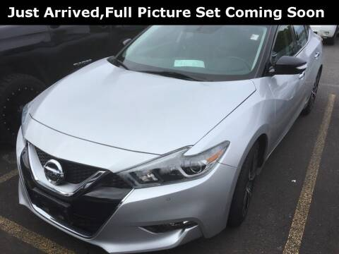 2017 Nissan Maxima for sale at Royal Moore Custom Finance in Hillsboro OR
