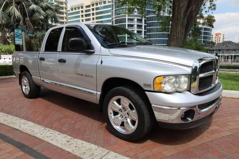 2005 Dodge Ram Pickup 1500 for sale at Choice Auto in Fort Lauderdale FL