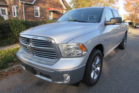2013 RAM Ram Pickup 1500 for sale at First Choice Automobile in Uniondale NY