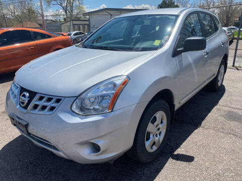 2012 Nissan Rogue for sale at Nations Auto Inc. II in Denver CO