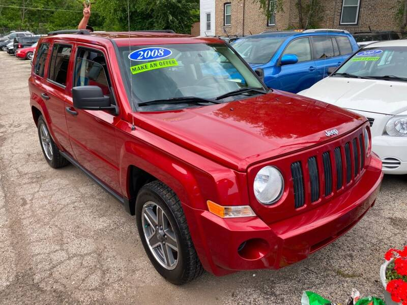 2008 Jeep Patriot for sale at 5 Stars Auto Service and Sales in Chicago IL