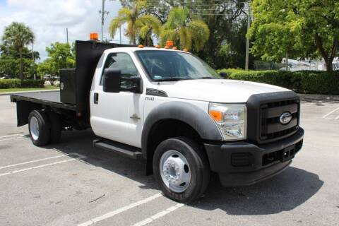 2011 Ford F-450 Super Duty for sale at Truck and Van Outlet - All Inventory in Hollywood FL