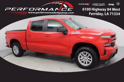 2021 Chevrolet Silverado 1500 for sale at Auto Group South - Performance Dodge Chrysler Jeep in Ferriday LA