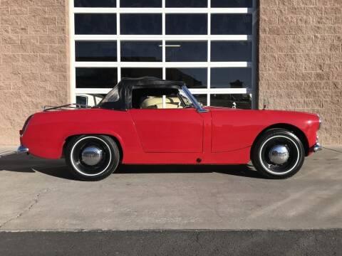 1963 Austin-Healey Sprite MKII
