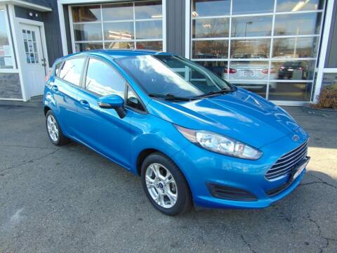 2014 Ford Fiesta for sale at Akron Auto Sales in Akron OH