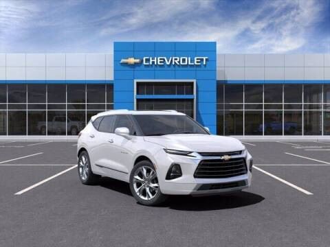 2021 Chevrolet Blazer for sale at Everett Chevrolet Buick GMC in Hickory NC
