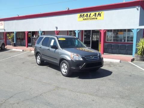 2006 Honda CR-V for sale at Atayas Motors INC #1 in Sacramento CA