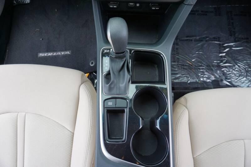 2018 Hyundai Sonata SE 4dr Sedan - Middleburg FL