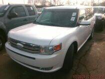 2012 Ford Flex for sale at Cj king of car loans/JJ's Best Auto Sales in Troy MI