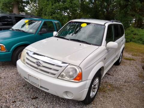 2004 Suzuki XL7 for sale at James River Motorsports Inc. in Chester VA