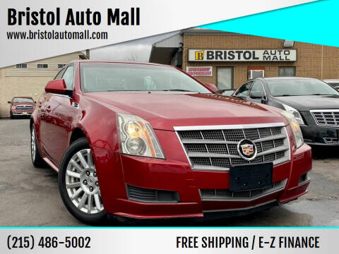 2010 Cadillac CTS for sale at Bristol Auto Mall in Levittown PA