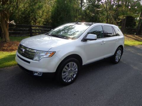 2010 Ford Edge for sale at CAROLINA CLASSIC AUTOS in Fort Lawn SC