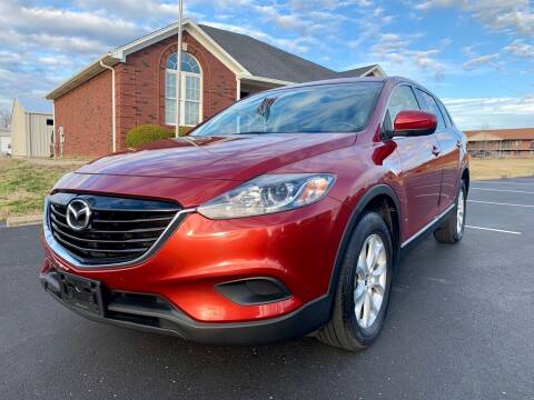 2014 Mazda CX-9 for sale at HillView Motors in Shepherdsville KY