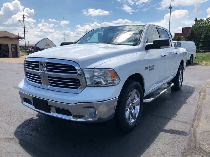 2013 RAM Ram Pickup 1500 for sale at Mike's Budget Auto Sales in Cadillac MI