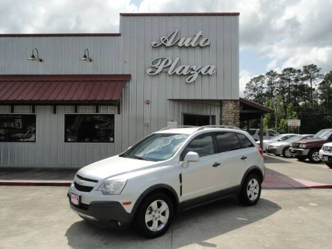 2014 Chevrolet Captiva Sport for sale at Grantz Auto Plaza LLC in Lumberton TX