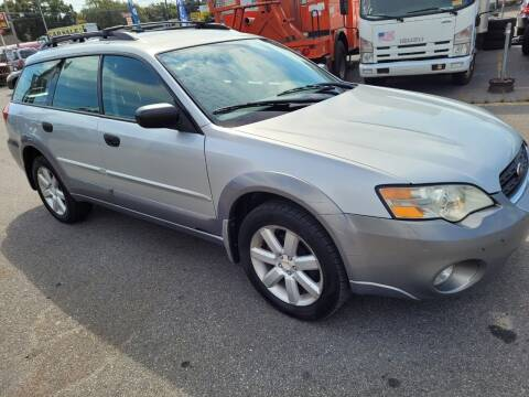 2006 Subaru Outback for sale at JG Motors in Worcester MA