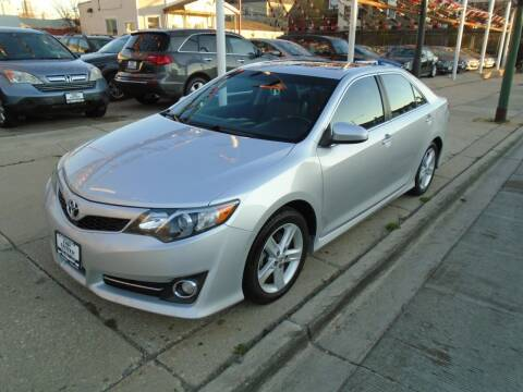 2012 Toyota Camry for sale at Car Center in Chicago IL