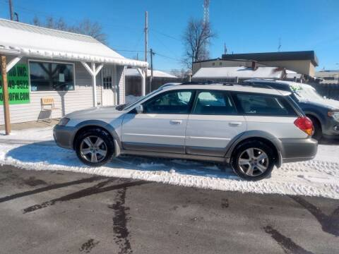 2005 Subaru Outback for sale at Auto Pro Inc in Fort Wayne IN