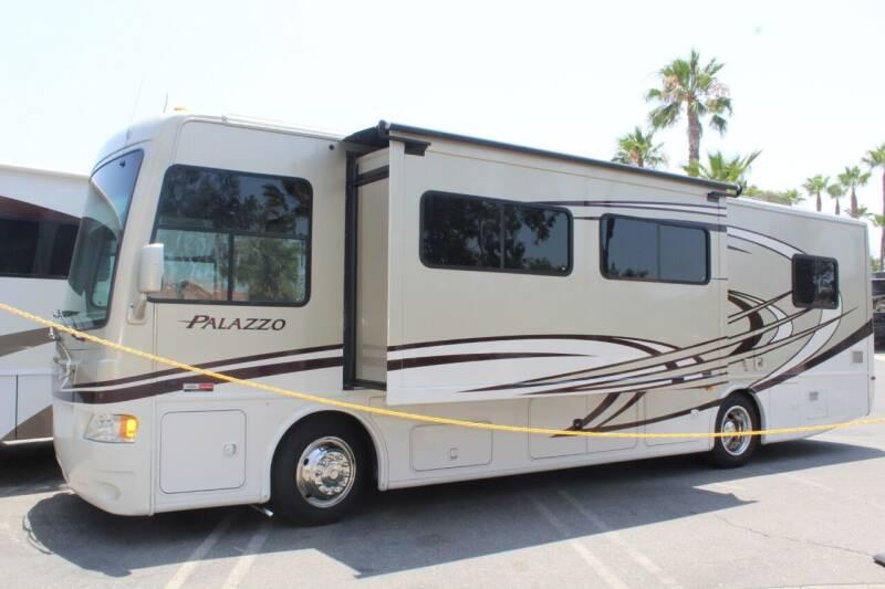 2013 Thor Industries Palazzo 33.3 Freightliner for sale at Rancho Santa Margarita RV in Rancho Santa Margarita CA