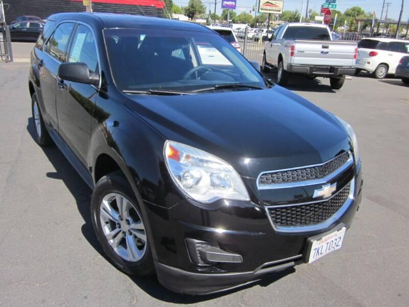 2015 Chevrolet Equinox for sale at Public Wholesale in Sacramento CA