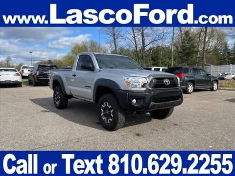 2012 Toyota Tacoma for sale at LASCO FORD in Fenton MI