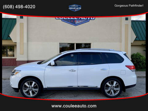 2013 Nissan Pathfinder for sale at Coulee Auto in La Crosse WI