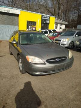 2001 Ford Taurus for sale at Cheap Auto Rental llc in Wallingford CT