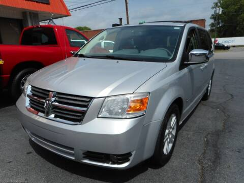 2008 Dodge Grand Caravan for sale at Super Sports & Imports in Jonesville NC