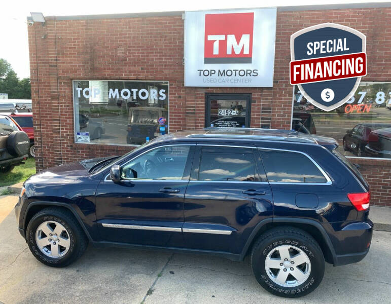 2013 Jeep Grand Cherokee for sale at Top Motors LLC in Portsmouth VA