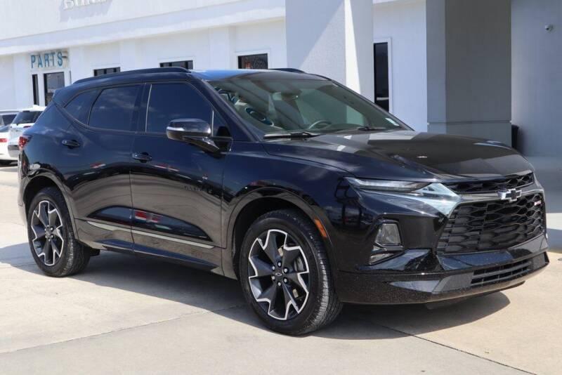 2020 Chevrolet Blazer for sale in Picayune, MS