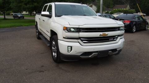 2016 Chevrolet Silverado 1500 for sale at Just In Time Auto in Endicott NY