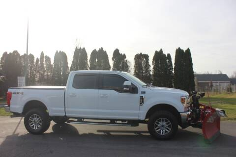 2019 Ford F-250 Super Duty for sale at D & B Auto Sales LLC in Washington Township MI